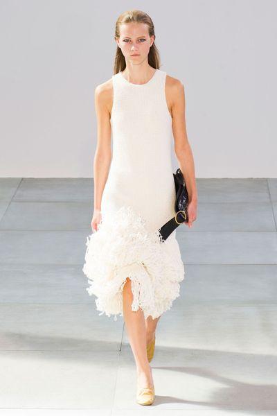 Paris Fashion Week Spring/Summer 2015: Marie Antoinette incontournable Defile11