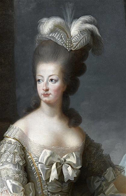 Marie Antoinette, portraits d'après Elisabeth Vigée Lebrun  - Page 2 Evlb_v10