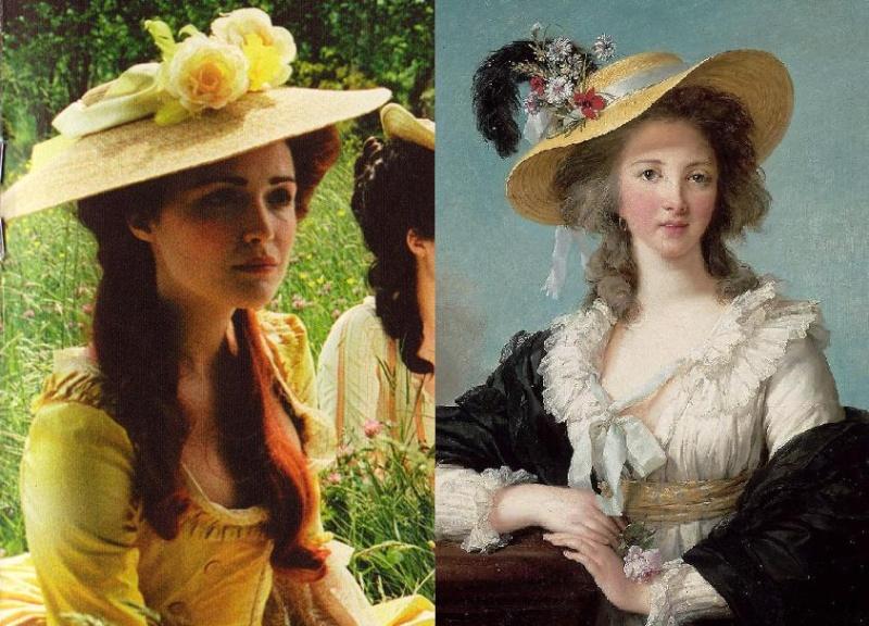 Marie Antoinette avec Kirsten Dunst (Sofia Coppola) Eyk10