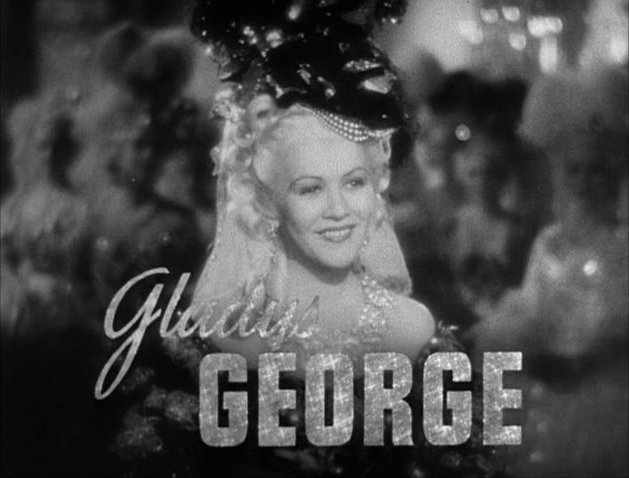 Marie Antoinette avec Norma Shearer (Van Dyke) Gladys10
