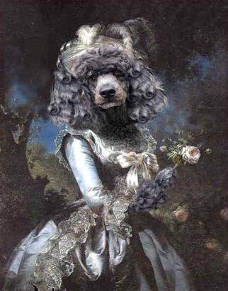 Variations sur le portrait à la rose - Page 3 Ht_dog10