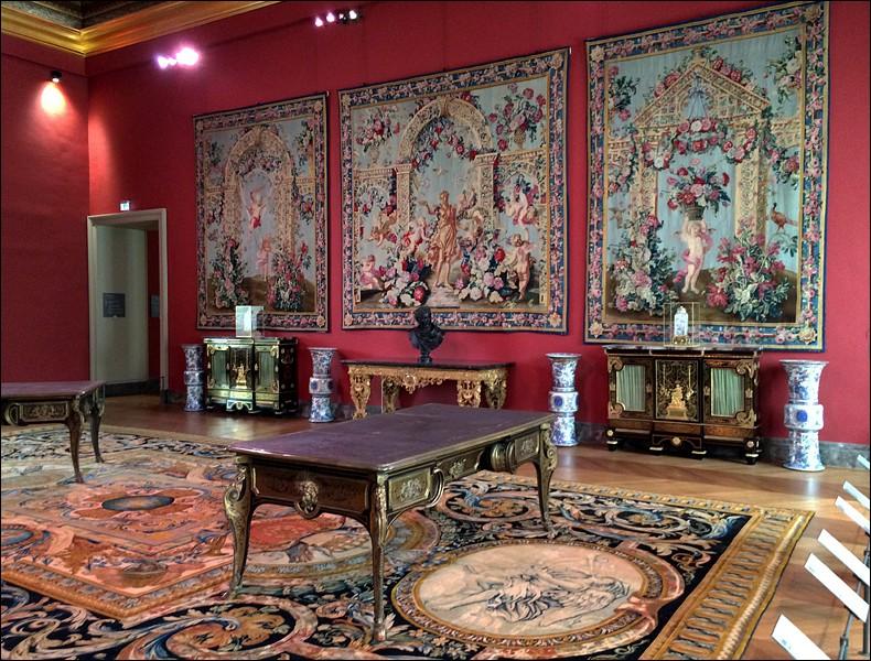 Louvre: réouverture de salles Louis XVI-Marie Antoinette - Page 2 L2110