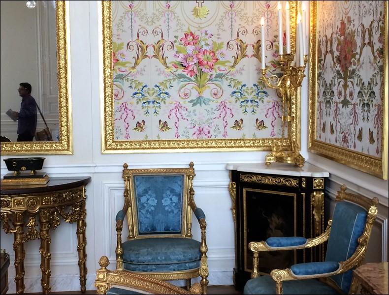Louvre: réouverture de salles Louis XVI-Marie Antoinette - Page 2 L2210