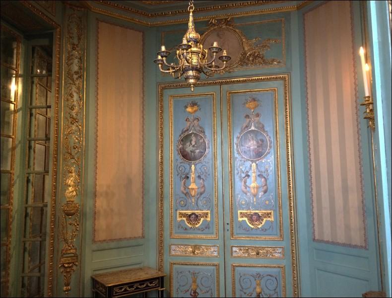 Louvre: réouverture de salles Louis XVI-Marie Antoinette - Page 2 L2410