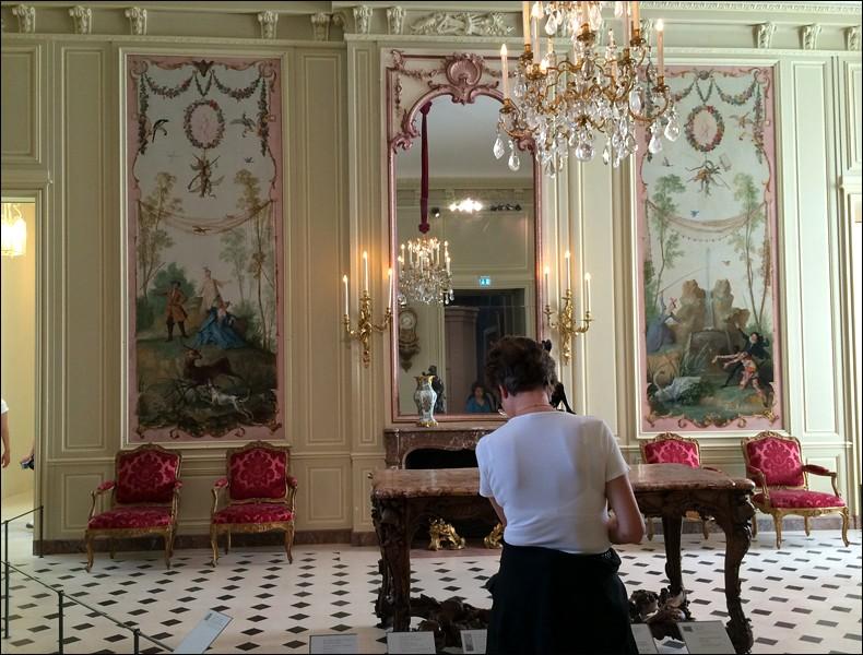 Louvre: réouverture de salles Louis XVI-Marie Antoinette - Page 2 L3110