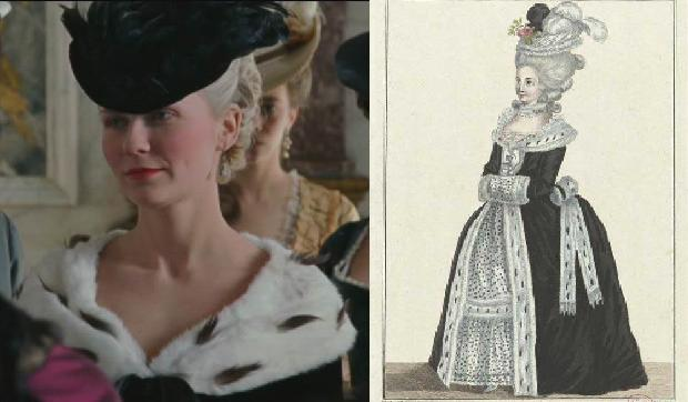 Marie Antoinette avec Kirsten Dunst (Sofia Coppola) Lc10