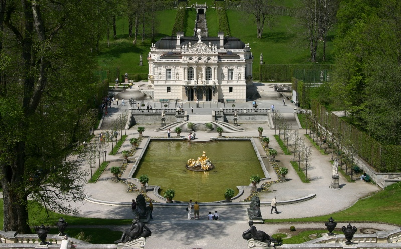 Répliques de Versailles Linder10