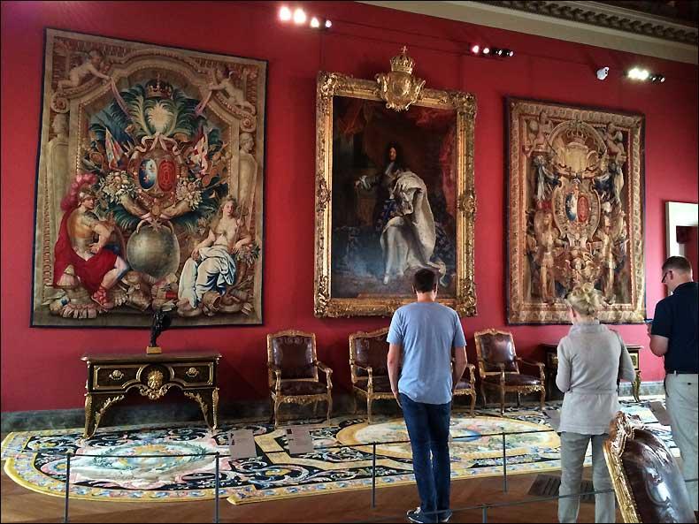 Louvre: réouverture de salles Louis XVI-Marie Antoinette - Page 2 Lxx110