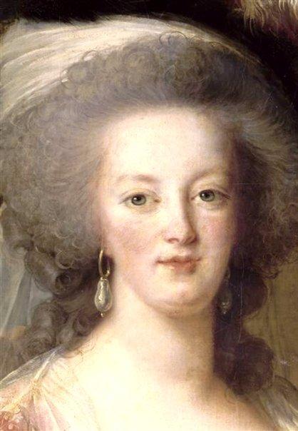 Portrait Marie Antoinette et ses enfants par Elisabeth Louise Vigée Lebrun - Page 2 Maclos10