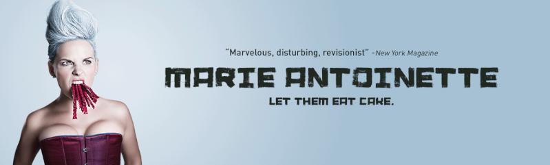 """Marie Antoinette - Let Them Eat Cake"" de David Adjimi au Woolly Mammoth Theatre Mariea12"