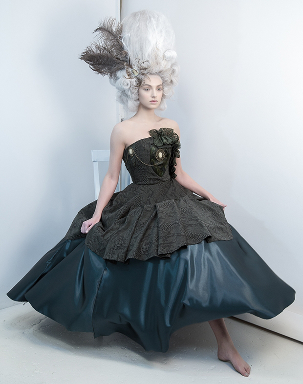 Haute Couture à la Marie Antoinette, Holiday in Versailles (Garvin Garcia - Michelle Aristocrat) Mariea31