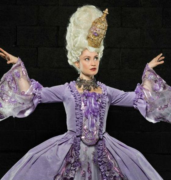 """Marie Antoinette"" de David Adjimi au Stages Repertory Theatre (Houston, Texas) Mariem10"
