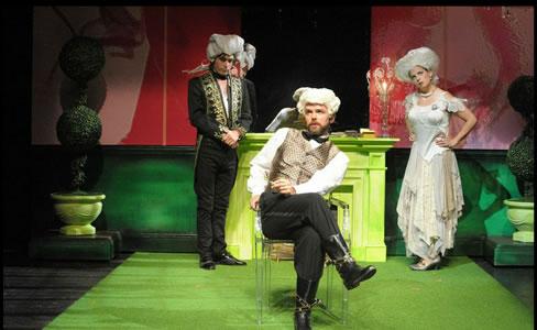 """Marie Antoinette - Let Them Eat Cake"" de David Adjimi au Woolly Mammoth Theatre Mariet10"