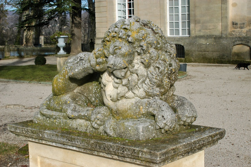 Le château de Sauvan, un petit Trianon de Haute-Provence Mhr93_10
