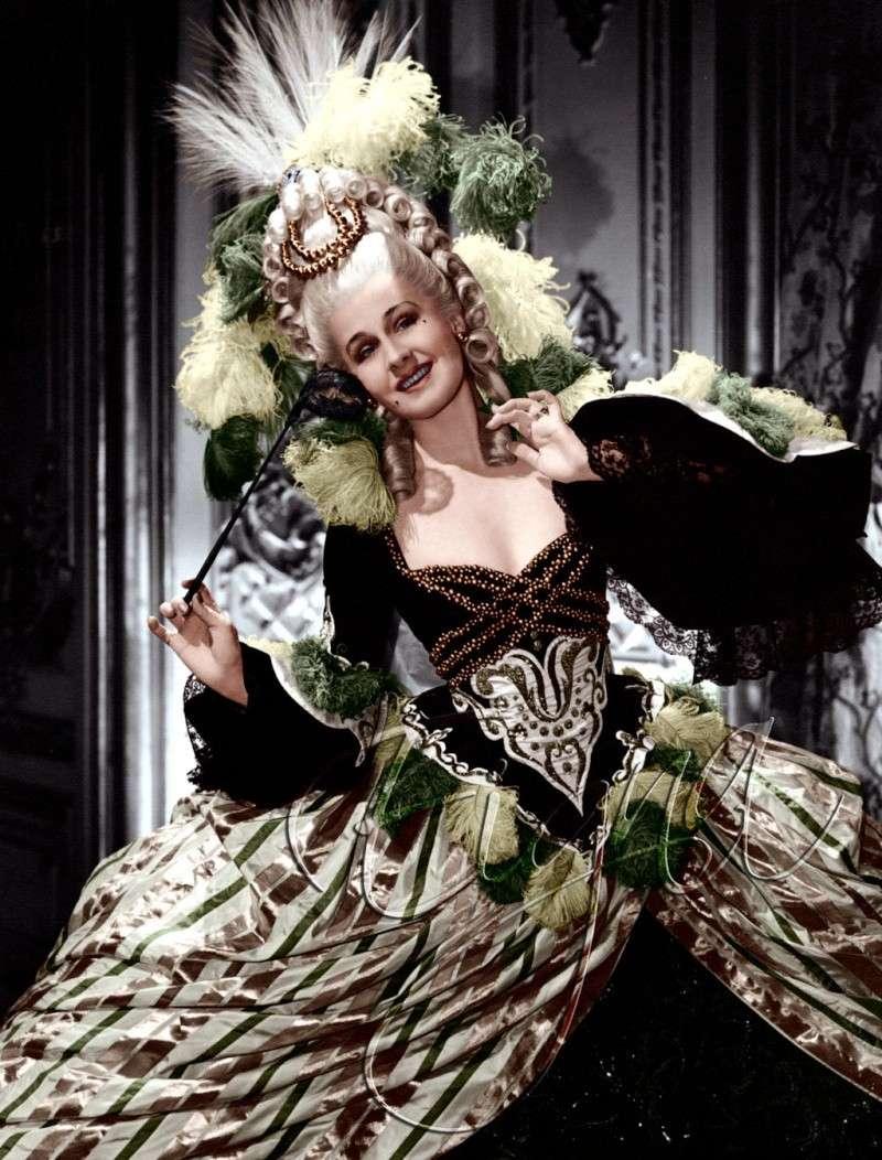 Marie-Antoinette à travers le cinéma Norma_10