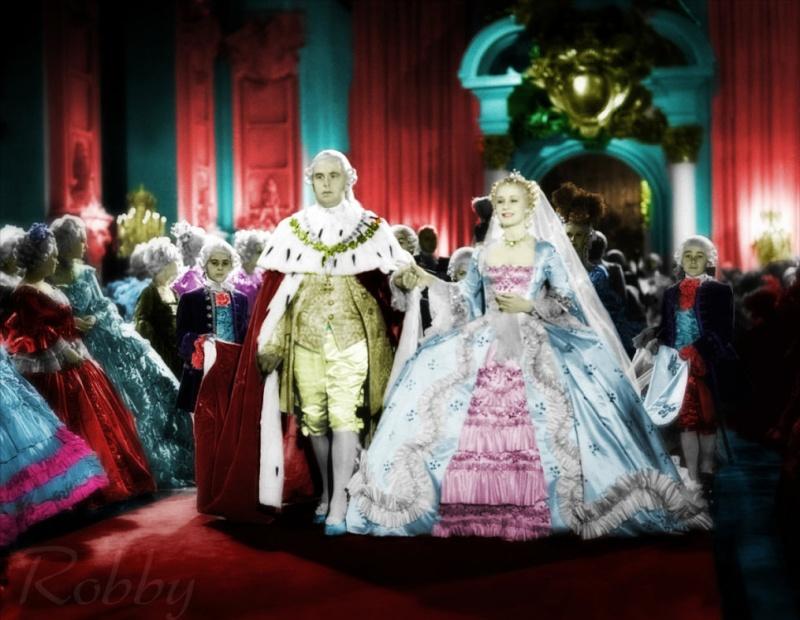 Marie Antoinette avec Norma Shearer (Van Dyke) - Page 8 Norma_11