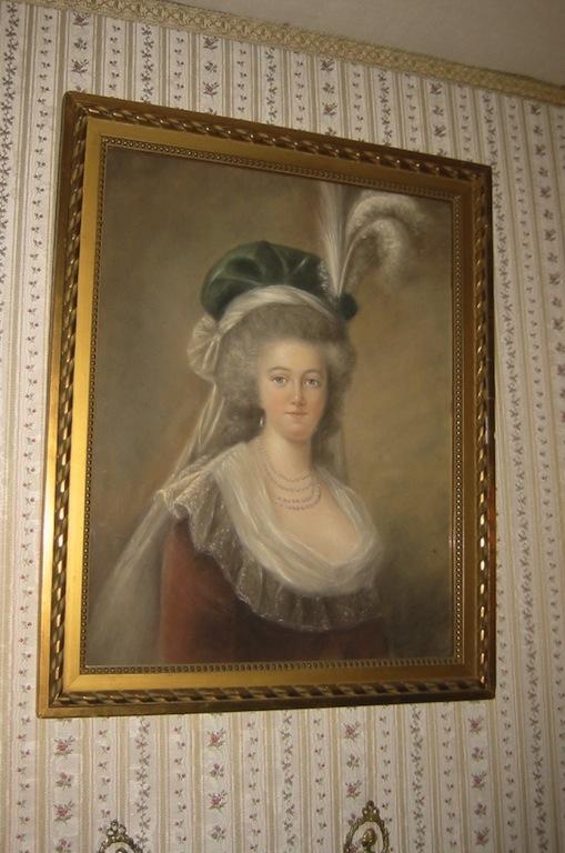 Marie Antoinette, portraits d'après Elisabeth Vigée Lebrun  - Page 2 Pastel10
