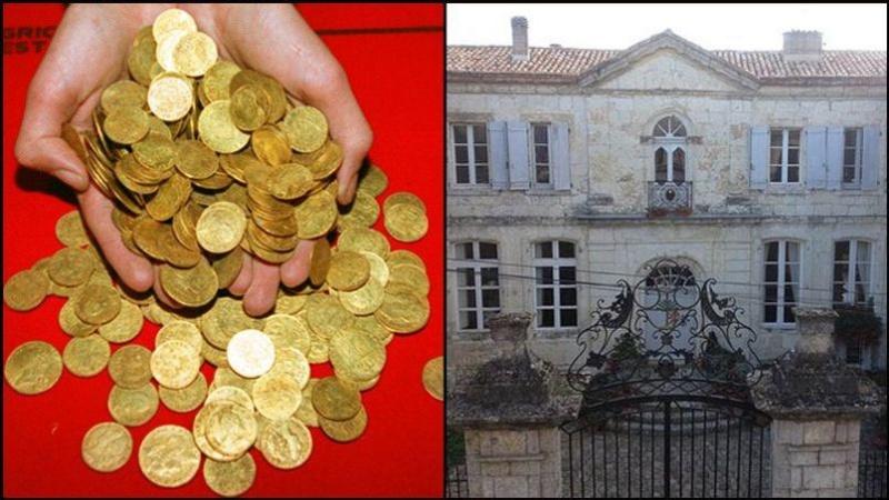 Un trésor dans un hôtel particulier du XVIIIe siècle! Pho96610