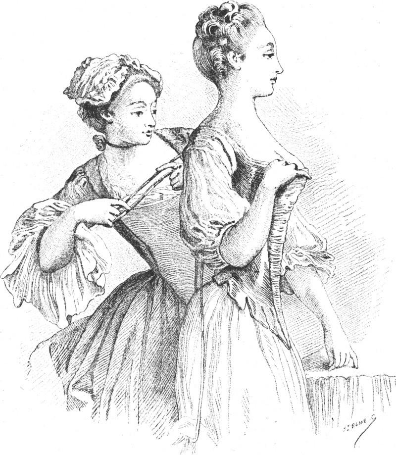 Marie Antoinette et les corsets: un rapport conflictuel? Plabch10