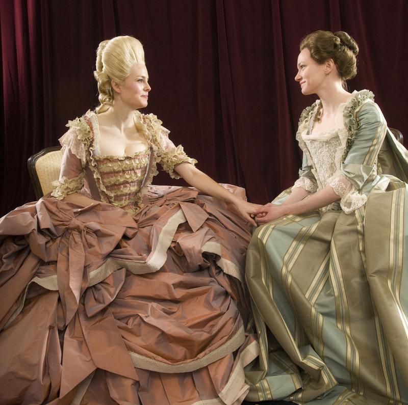 Marie Antoinette en pièces de théâtre - Page 9 Portla10