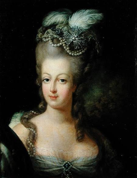 Marie Antoinette, portraits d'après Elisabeth Vigée Lebrun  - Page 2 Portra11
