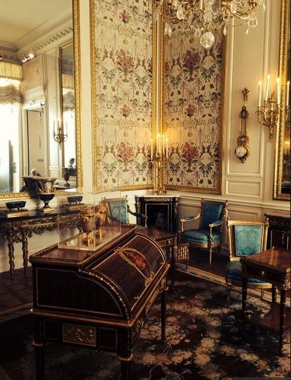 Louvre: réouverture de salles Louis XVI-Marie Antoinette - Page 2 Saint_11