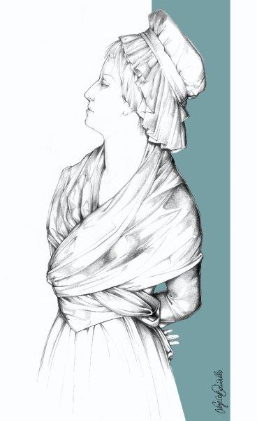 Marie Antoinette  conduite au supplice - Page 2 Sergio12