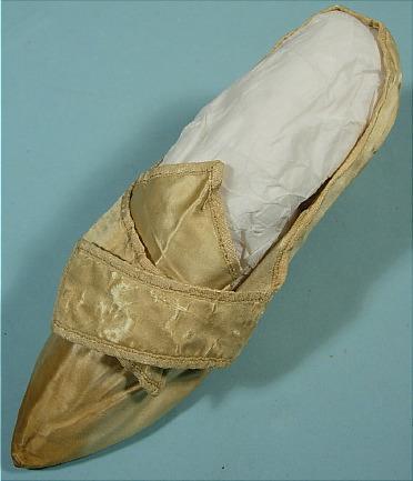 Les chaussures du XVIIIe siècle Shoeab10