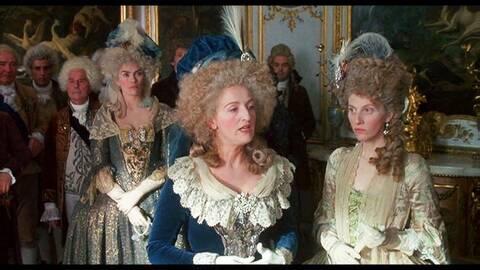 """Résultat de recherche d'images pour """"Charlotte de Turckheim en Marie Antoinette"""""""