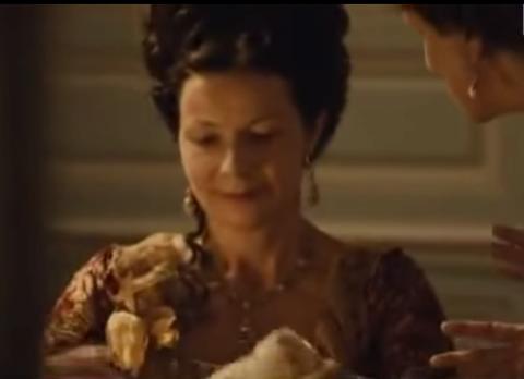 Les Adieux à la Reine, avec Diane Kruger (Benoît Jacquot)