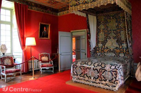 La chambre de Vauban Tourna10