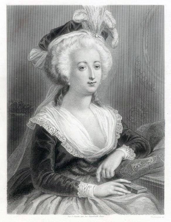 Marie Antoinette, portraits d'après Elisabeth Vigée Lebrun  - Page 2 Tumblr23