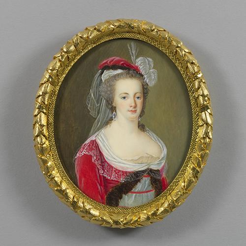 Marie Antoinette, portraits d'après Elisabeth Vigée Lebrun  - Page 2 Tumblr26