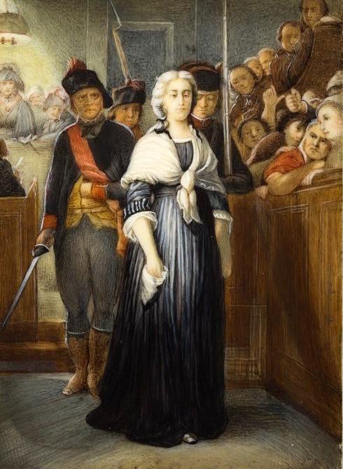 Le procès de Marie-Antoinette: images et illustrations - Page 4 Tumblr41