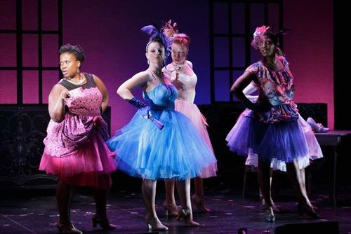 NY Musical Theatre Madame Infamy Marie Antoinette Tumblr61