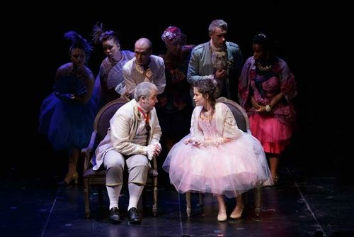 NY Musical Theatre Madame Infamy Marie Antoinette Tumblr70