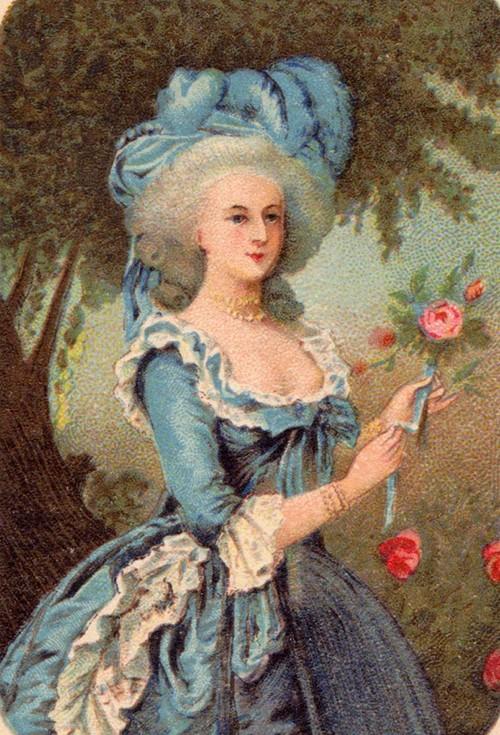 Variations sur le portrait à la rose - Page 4 Tumblr81