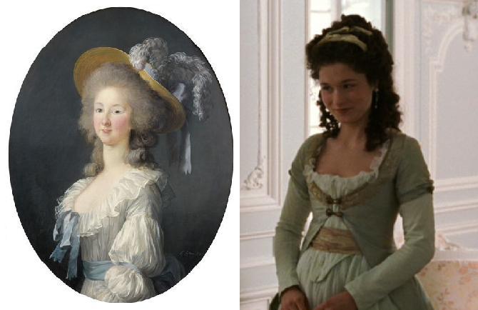 Marie Antoinette avec Kirsten Dunst (Sofia Coppola) Uhc-hy10