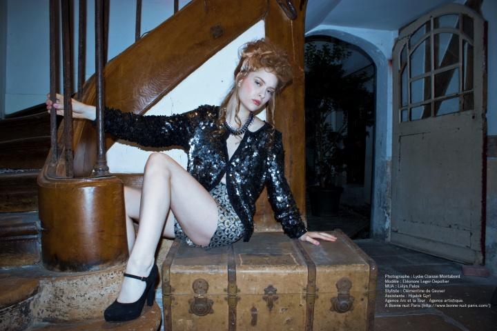 "Editorial ""Marie Antoinette"" Valise10"
