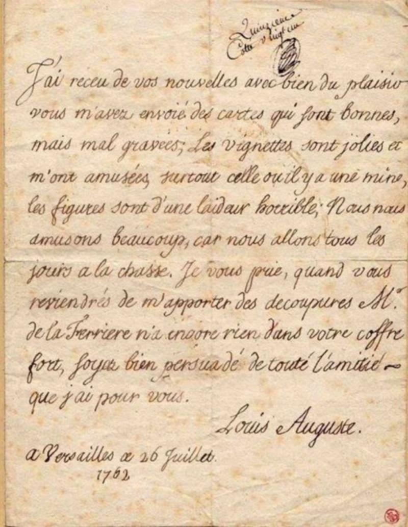 Correspondance et écrits du Roi Louis XVI - Page 7 Z12