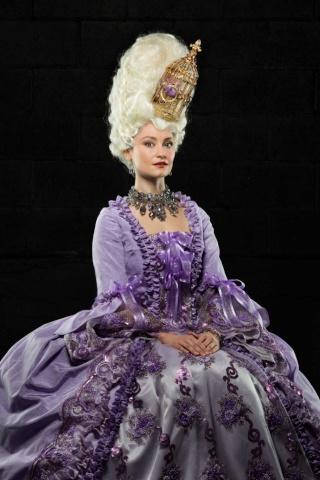 """Marie Antoinette"" de David Adjimi au Stages Repertory Theatre (Houston, Texas) Zadj10"
