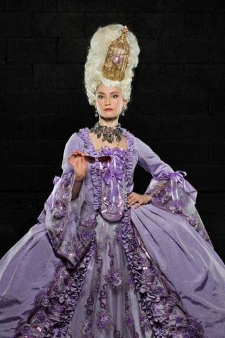 """Marie Antoinette"" de David Adjimi au Stages Repertory Theatre (Houston, Texas) Zadjim11"