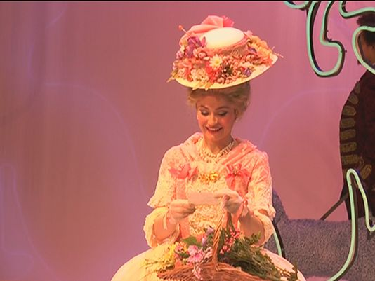 """Marie Antoinette"" de David Adjimi au Stages Repertory Theatre (Houston, Texas) Zcuk10"