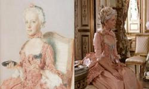 Marie Antoinette avec Kirsten Dunst (Sofia Coppola) Zportr11