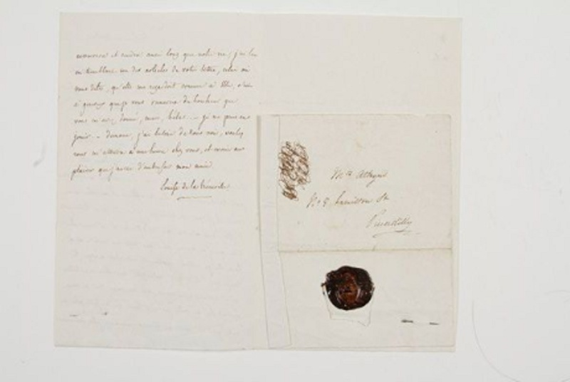 Correspondance de Charlotte Atkyns (Atkins) Ztk10