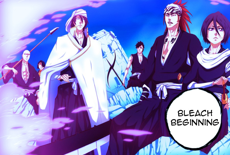 Bleach Beginning