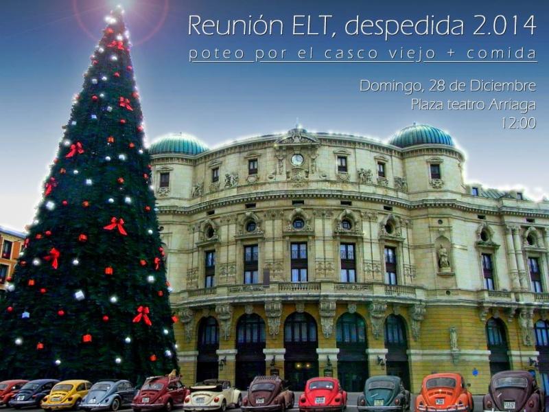 Comida Navidad ELT - Bilbao 28 dic 10629511