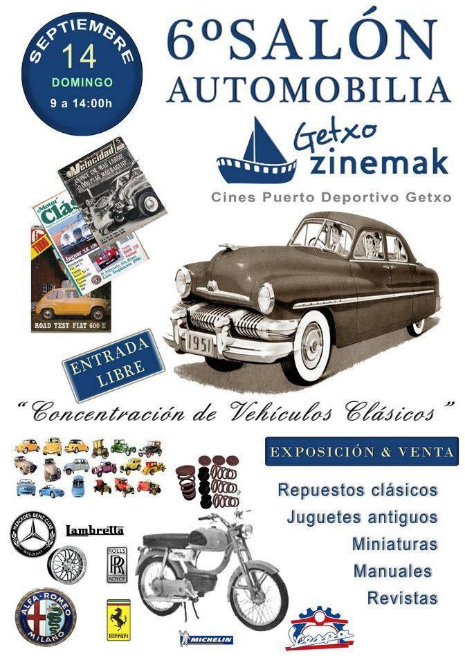 Salón Automobilia Puerto Deportivo Getxo - Domingo 14 septiembre 10653310