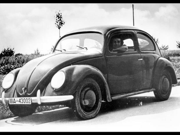 escarabajo 1938
