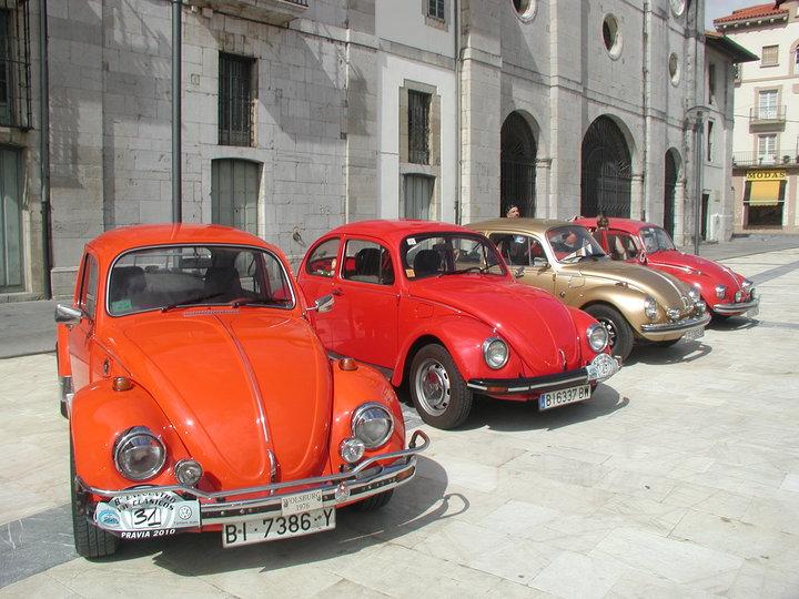 Fotos Concentración Club VW Principado de Asturias Pravia 2010 37503_11